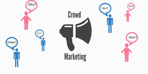 Крауд маркетинг - зачем он нужен и как это работает